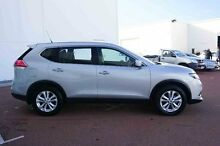 2015 Nissan X-Trail T32 TS X-tronic 2WD Silver 7 Speed Constant Variable Wagon Wangara Wanneroo Area Preview