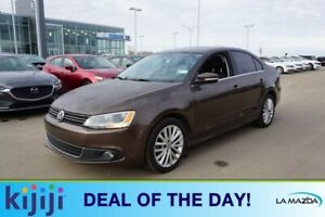 2011 Volkswagen Jetta Sedan 2.0 TDI HIGHLINE Diesel,  Accident F