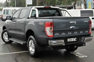 2015 Ford Ranger PX MkII XLT Double Cab Grey 6 Speed Sports Automatic Utility Gosford Gosford Area Preview
