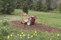 Rototilling and Gardening Services