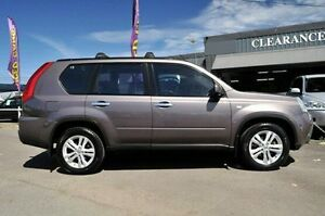 2010 Nissan X-Trail T31 Series IV ST Grey 1 Speed Constant Variable Wagon North Gosford Gosford Area Preview