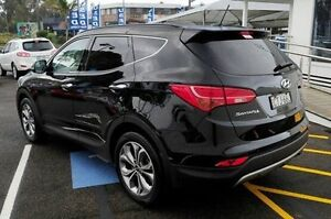 2014 Hyundai Santa Fe Black Sports Automatic Wagon Gosford Gosford Area Preview
