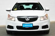 2012 Holden Cruze JH Series II MY12 CD White 6 Speed Sports Automatic Sedan Thornlie Gosnells Area Preview