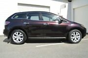 2008 Mazda CX-7 ER1031 MY07 Luxury Purple 6 Speed Sports Automatic Wagon Ashmore Gold Coast City Preview