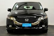 2010 Honda Odyssey 4th Gen MY10 Luxury Black 5 Speed Sports Automatic Wagon Edgewater Joondalup Area Preview