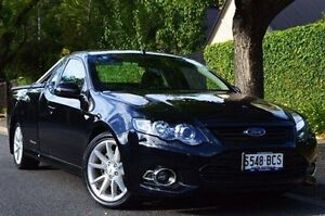 2014 Ford Falcon FG MkII XR6 Ute Super Cab Turbo Black 6 Speed Manual Utility Thorngate Prospect Area Preview