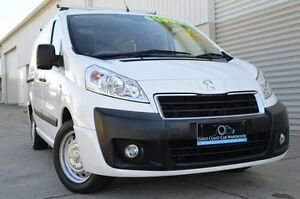 2012 Peugeot Expert MY12 Low Roof LWB White 6 Speed Automatic Van Ashmore Gold Coast City Preview