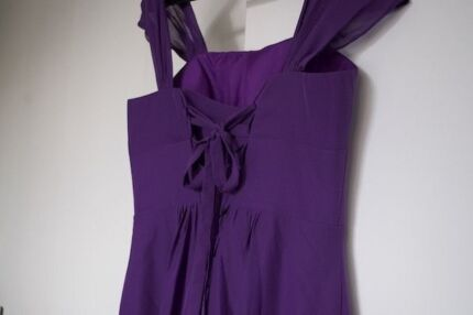 Gorgeouse purple formal dress/evening gown/bridesmade dress. Ferntree Gully Knox Area Preview