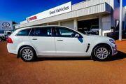 2016 Holden Commodore VF II MY16 Evoke Sportwagon White 6 Speed Sports Automatic Wagon Balcatta Stirling Area Preview