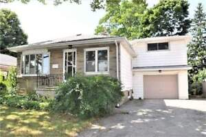 Brightness And Well Maintained 3+1 Bedrooms Detached Near Mohawk