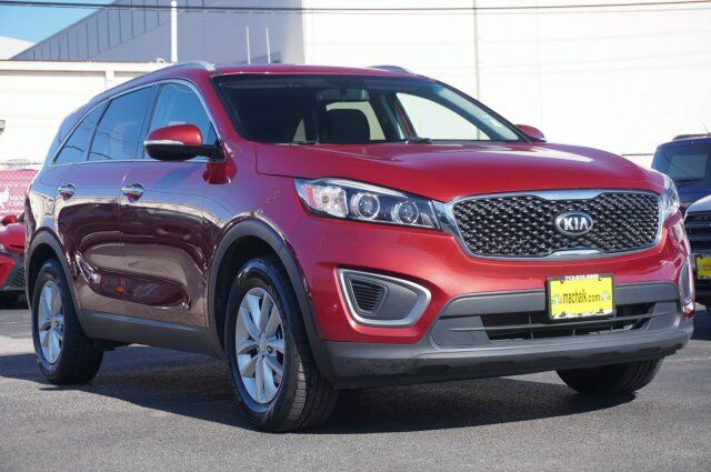 Owner 2016 Kia Sorento LX 58812 Miles Remington Red Sport Utility Regular Unleaded I-4