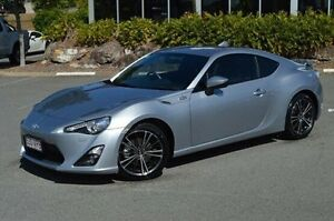 2015 Toyota 86 Silver Manual Coupe Highland Park Gold Coast City Preview