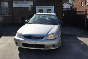 2000 HONDA CIVIC VALUE PACKAGE