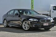 2010 BMW 535D F10 Steptronic Black 8 Speed Sports Automatic Sedan Tweed Heads South Tweed Heads Area Preview
