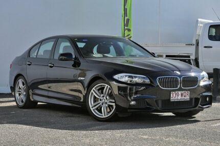 BMW D F MY Alpine White Speed Automatic Sedan Cars - 2013 bmw 535d