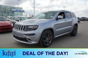 2014 Jeep Grand Cherokee 4WD SRT8 Accident Free,  Navigation (GP