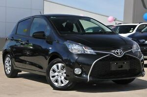 2015 Toyota Yaris NCP131R SX Ink 4 Speed Automatic Hatchback Blacktown Blacktown Area Preview