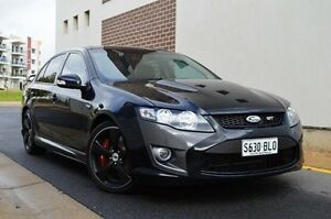 2008 Ford Performance Vehicles GT FG Black 6 Speed Sports Automatic Sedan Thorngate Prospect Area Preview