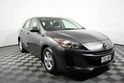 2013 Mazda 3 BL10F2 MY13 Neo Activematic Grey 5 Speed Sports Automatic Hatchback Edwardstown Marion Area Preview