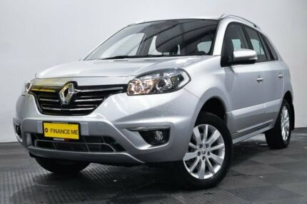2015 Renault Koleos H45 PHASE III MY15 Expression Silver 1 Speed Constant Variable Wagon Edgewater Joondalup Area Preview