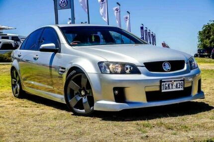 2006 Holden Commodore VE SS Silver 6 Speed Sports Automatic Sedan Wangara Wanneroo Area Preview