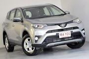 2017 Toyota RAV4 ALA49R GX AWD Silver 6 Speed Sports Automatic Wagon Albion Brisbane North East Preview
