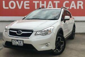 2014 Subaru XV G4X MY14 2.0i Lineartronic AWD White 6 Speed Constant Variable Wagon Preston Darebin Area Preview
