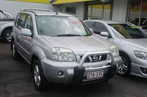 2005 Nissan X-Trail T30 II TI Silver 4 Speed Automatic Wagon Westcourt Cairns City Preview