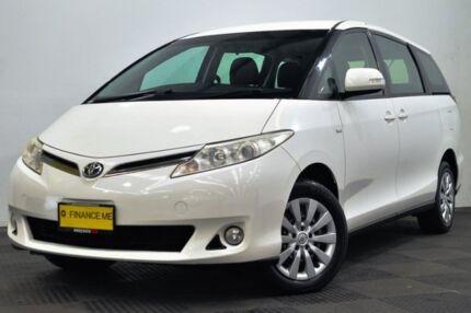 2012 Toyota Tarago ACR50R MY09 GLi White 4 Speed Sports Automatic Wagon Edgewater Joondalup Area Preview