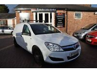 VAUXHALL ASTRA 1.7 CDTI CLUB 1d 100 BHP COMES WITH 12 MONTHS MOT (white) 2010