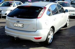 2010 Ford Focus Silver Sports Automatic Dual Clutch Hatchback North Gosford Gosford Area Preview