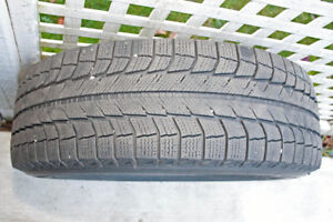 Four 18 inch Ford Winter Tires and Rims For Sale
