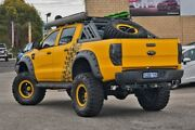 2016 Ford Ranger PX MkII XLT Double Cab Yellow 6 Speed Sports Automatic Utility Greenfields Mandurah Area Preview