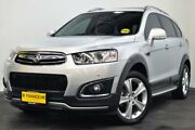 2015 Holden Captiva CG MY15 7 AWD LTZ Silver 6 Speed Sports Automatic Wagon Edgewater Joondalup Area Preview