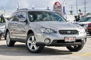 2006 Subaru Outback Silver Sports Automatic Wagon Capalaba West Brisbane South East Preview