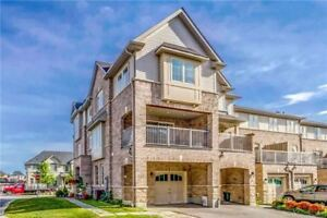 4 Bed / 4 Bath Freehold End Unit Townhouse 2100 Sq Ft