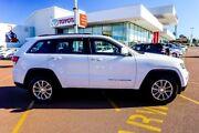 2014 Jeep Grand Cherokee WK MY2014 Laredo White 8 Speed Sports Automatic Wagon Balcatta Stirling Area Preview