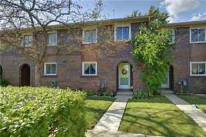 4-Bedroom Townhouse, Oakville - Available Nov 1st.