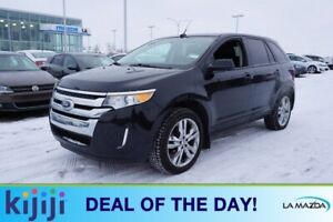 2014 Ford Edge AWD SEL Navigation (GPS),  Leather,  Heated Seats