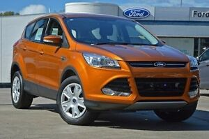 2016 Ford Kuga TF MY16 Ambiente 2WD Gold 6 Speed Sports Automatic Wagon Thorngate Prospect Area Preview