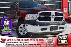 2017 Ram 1500 ST / Now Only $88/Wk + HST & LIC. OAC