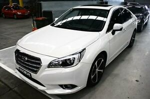 2015 Subaru Liberty B6 MY15 3.6R CVT AWD White 6 Speed Constant Variable Sedan Maryville Newcastle Area Preview