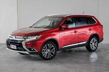 2016 Mitsubishi Outlander ZK MY16 LS 4WD Red 6 Speed Constant Variable Wagon Robina Gold Coast South Preview