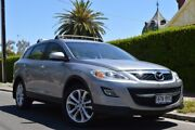 2010 Mazda CX-9 TB10A3 MY10 Luxury Silver 6 Speed Sports Automatic Wagon Thorngate Prospect Area Preview