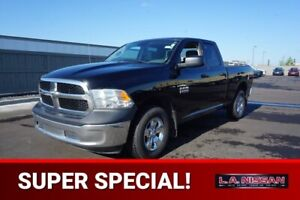 2013 Ram 1500 4X4 QUADCAB SXT Accident Free,  A/C,