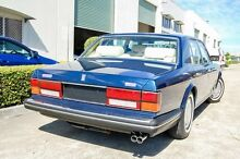 1986 Bentley Mulsanne TURBO R Blue 3 Speed Automatic Sedan Brendale Pine Rivers Area Preview