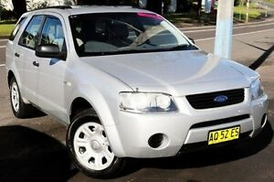2007 Ford Territory Silver Sports Automatic Wagon North Gosford Gosford Area Preview