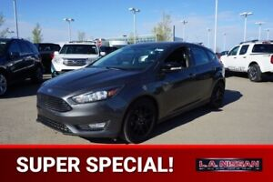 2016 Ford Focus BLACK EDITION Accident Free,  Navigation (GPS),
