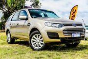 2015 Ford Territory SZ MkII TX Seq Sport Shift Gold 6 Speed Sports Automatic Wagon Wangara Wanneroo Area Preview