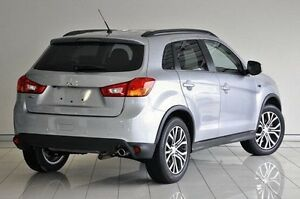 2015 Mitsubishi ASX XB MY15 LS 2WD Silver 6 Speed Constant Variable Wagon Southport Gold Coast City Preview